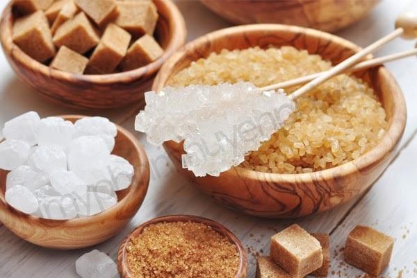 hạn chế đường ngọt