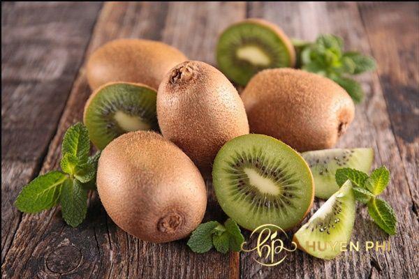 Kiwi có khả năng bảo vệ da trước tác động từ môi trường