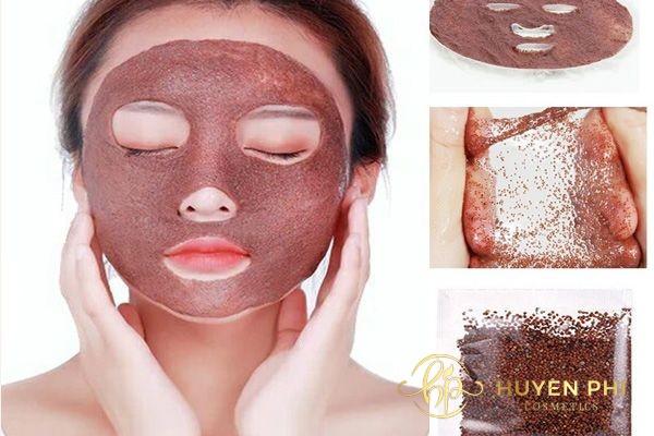 Cách đắp mặt nạ hạt ngũ hoa dễ thực hiện, an toàn cho da