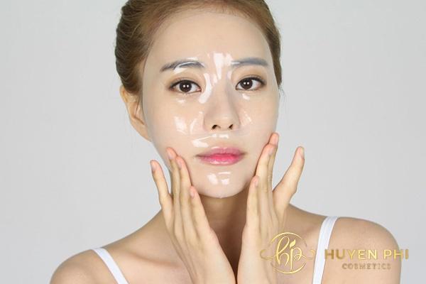 Không nên đắp mặt nạ giấy thường xuyên gây ảnh hưởng đến da