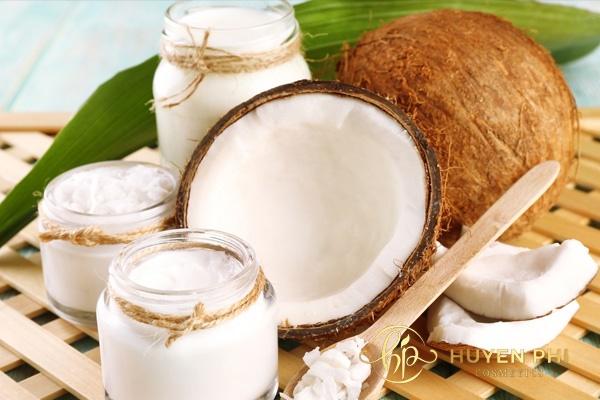 cách dưỡng da body bằng dầu dừa
