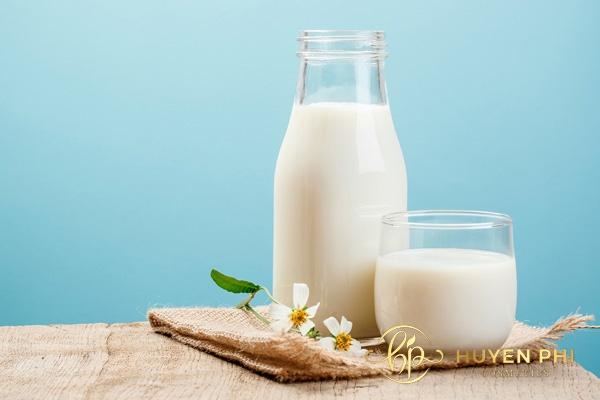 Muối và sữa tươi mang đến làn da sáng mịn rạng rỡ