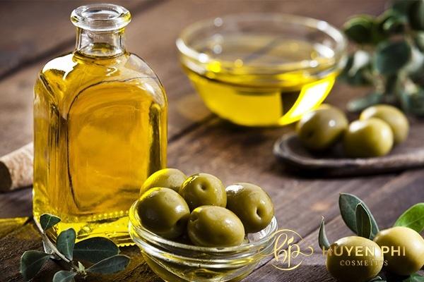 Dầu olive có chứa hàm lượng chất chống oxy hóa cao