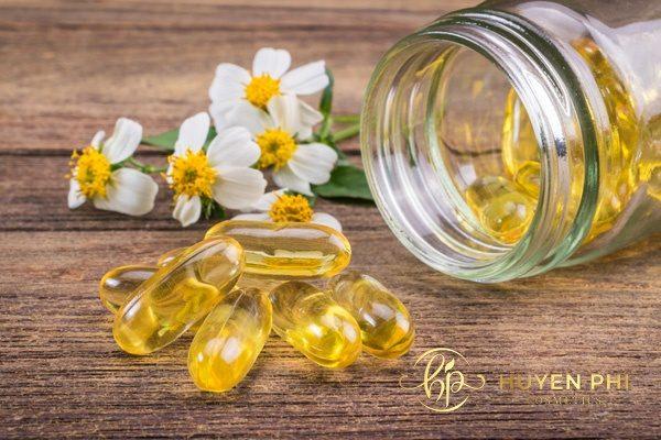 trộn vitamin e vào kem dưỡng da body