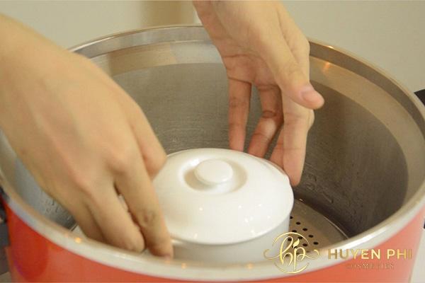Cách làm kem chống nắng từ gạo hiệu quả với 5 bước cực đơn giản - ảnh 4