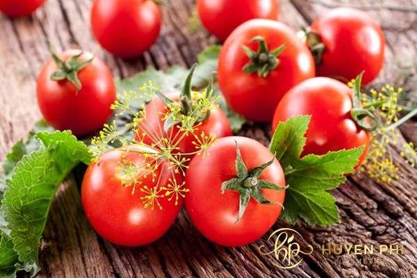Mặt nạ cà chua tốt cho da giúp dưỡng trắng da an toàn
