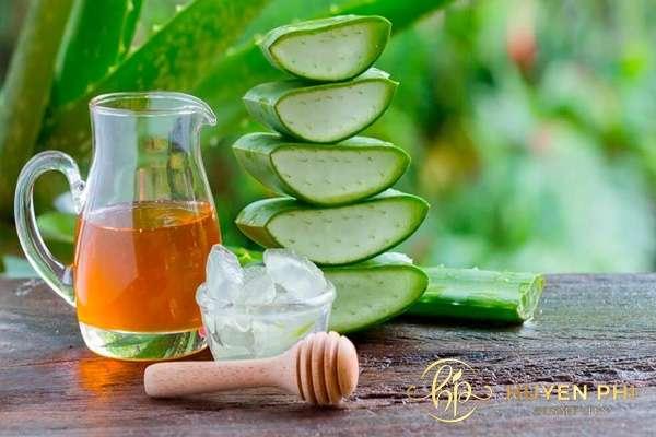 Nha đam có chứa nhiều dưỡng chất làm đẹp da hoàn hảo