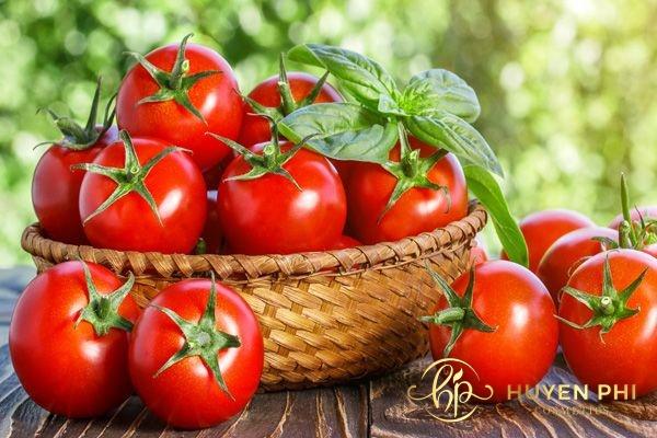 Cà chua là phương pháp tẩy lông an toàn