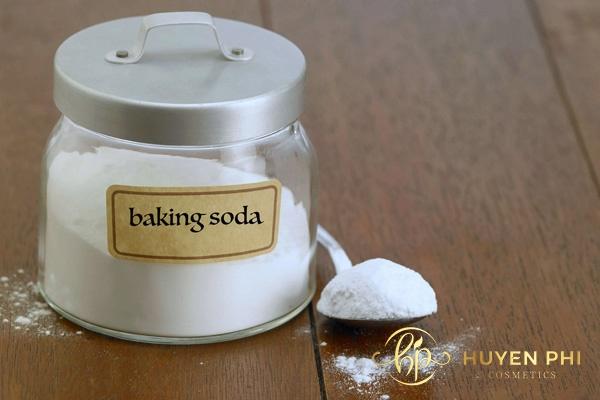 Baking soda và bột cafe là bộ đôi kết hợp tẩy lông cực kỳ hữu hiệu
