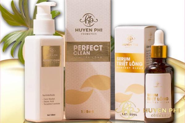Kem tẩy lông Huyền Phi là sản phẩm tẩy lông hiệu quả