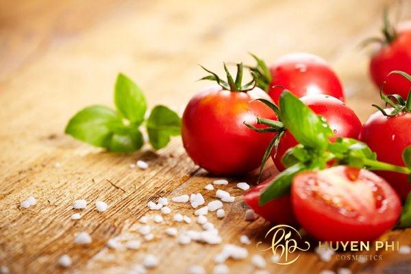 Cà chua có khả năng ức chế nang lông phát triển