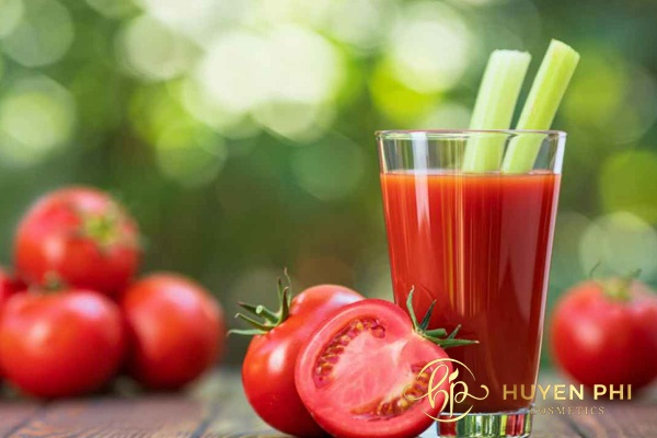 Cà chua là loại quả có thể triệt lông nhanh chóng