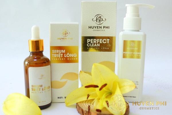 Kem tẩy lông Huyền Phi là sản phẩm nổi tiếng trên thị trường