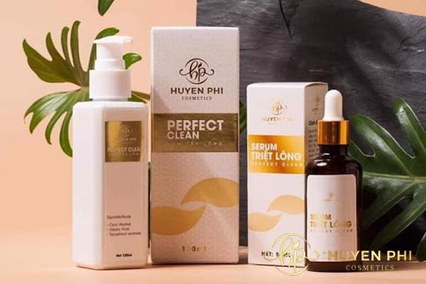 Sự kết hợp hoàn hảo với serum tẩy lông mang tới hiệu quả triệt lông hiệu quả