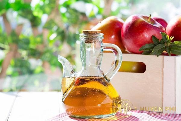 Giấm táo có hàm lượng axit axetic cao