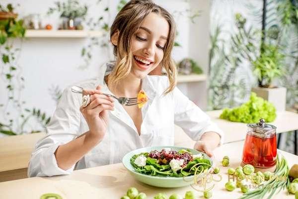 Cân bằng dinh dưỡng để có một cơ thể khỏe mạnh và làn da trắng sáng
