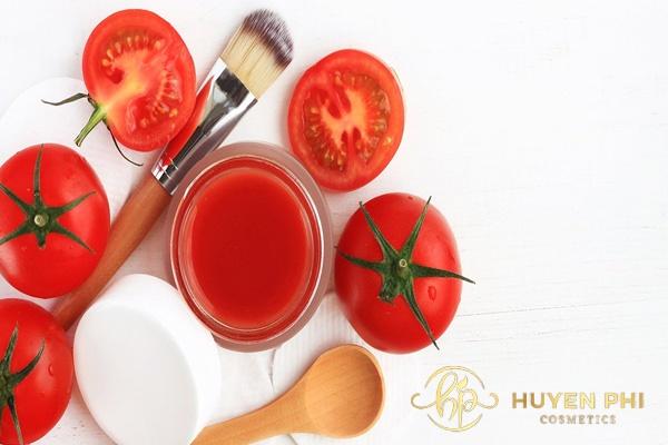 Đắp mặt nạ cà chua có tác dụng gì? Công dụng tuyệt vời cho làn da - Ảnh 2