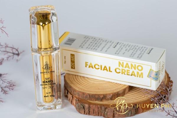 Kem Face Nano Huyền Phi là sản phẩm chiết xuất từ thiên nhiên