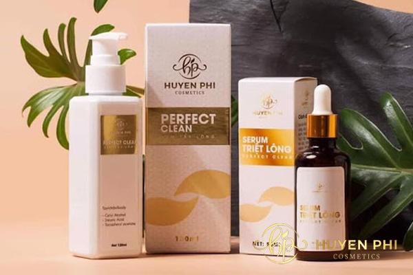 Perfect Clean sử dụng phù hợp với nhiều loại da và lứa tuổi khác nhau