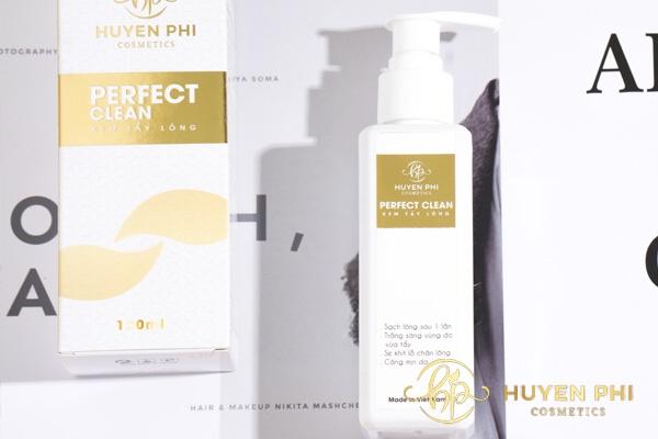 Sử dụng kem tẩy lông Huyền Phi đúng cách để nâng cao hiệu quả triệt lông