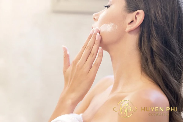 Lớp màng silicon ngăn cản kem chống nắng hấp thụ vào da