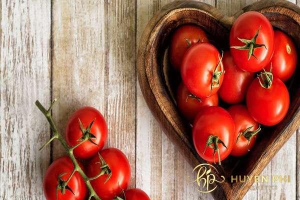 Cà chua và kem đánh răng là nguyên liệu làm đẹp an toàn
