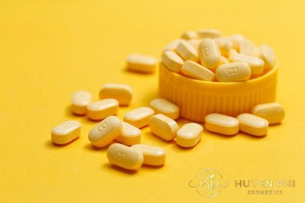 Vitamin B1 có khả năng làm trắng da hữu hiệu