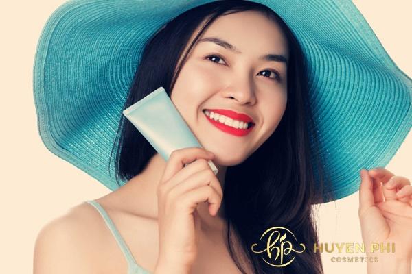 Kem chống nắng có tác dụng bảo vệ da hiệu quả