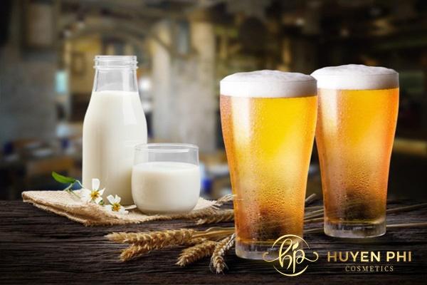 13 Cách tắm trắng bằng bia tại nhà hiệu quả nhất dành cho chị em - ảnh 1