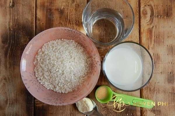 Nước vo gạo là công thức kích trắng da an toàn