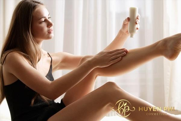 Kem dưỡng da được sản xuất dành riêng cho từng loại da