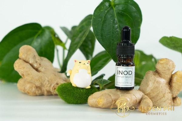 Serum INOD ngăn tiết mồ hôi nhanh chóng