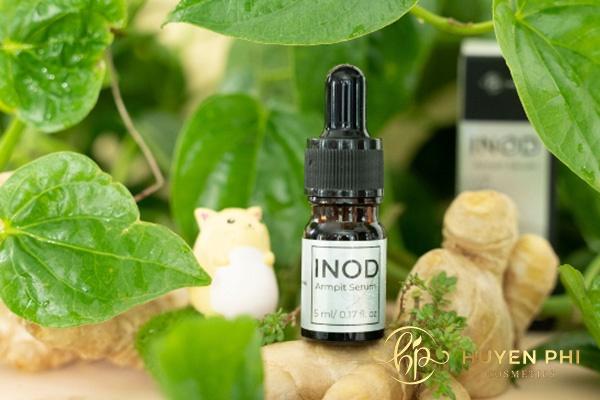 Serum INOD Huyền Phi có chứa các tinh chất đánh bay mùi hôi hiệu quả