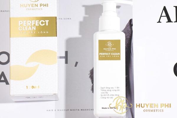 """Perfect Clean - """"Siêu phẩm"""" triệt lông nách dịu nhẹ an toàn"""