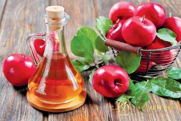 Kiên trì sử dụng giấm táo để vùng da dưới cánh tay luôn sạch mùi