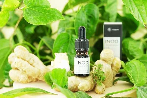 Serum INOD đặc trị hôi nách chỉ sau 1 chai sử dụng