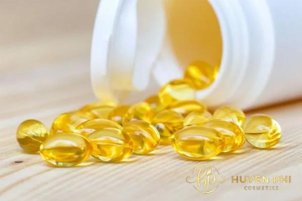 Vitamin E đẩy lùi nám hiệu quả