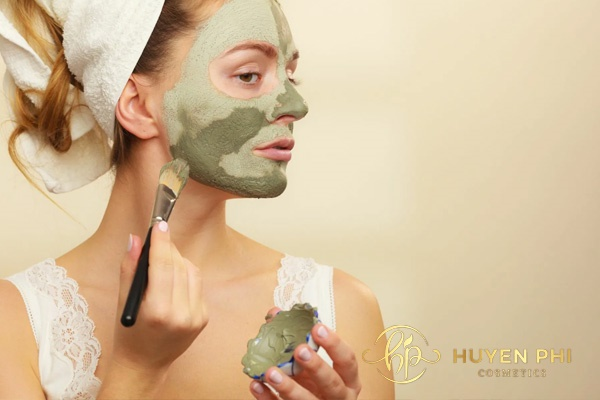 Sử dụng các nguyên liệu tự nhiên để làm đẹp da