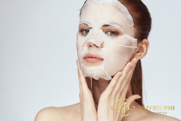 Lựa chọn mặt nạ phù hợp giúp chăm sóc da khô hiệu quả