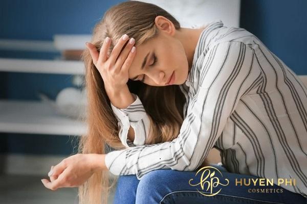 Nội tiết tố suy giảm khiến làn da phụ nữ sạm đen