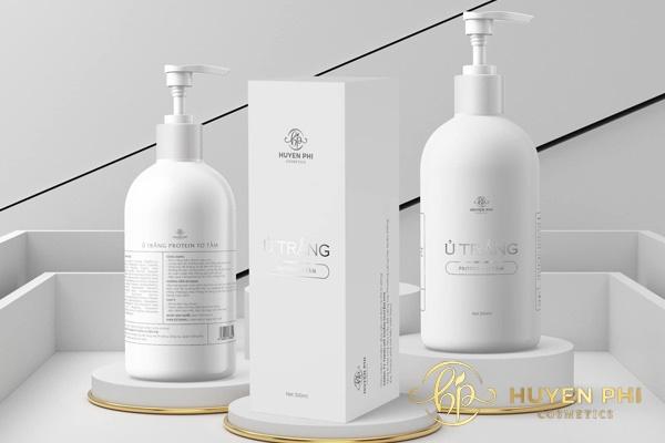 Ủ trắng Huyền Phi là sản phẩm dưỡng trắng chuyên nghiệp